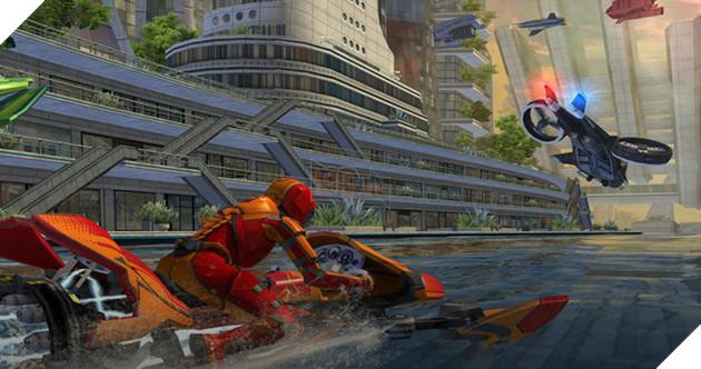 5 game mobile đua xe xứng đáng ngồi cùng mâm với Asphalt 9: Legends - Ảnh 5.