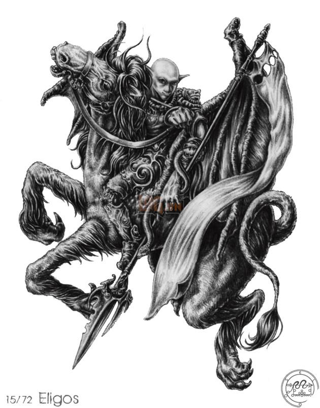 Shazam có được sức mạnh của vua Solomon - vậy bạn đã biết Vua Solomon kinh khủng thế nào và 72 Quỷ thần mà ông ta đã thống lĩnh ! 20