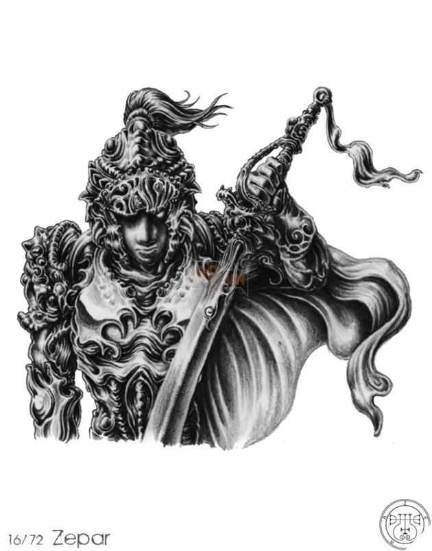 Shazam có được sức mạnh của vua Solomon - vậy bạn đã biết Vua Solomon kinh khủng thế nào và 72 Quỷ thần mà ông ta đã thống lĩnh ! 21