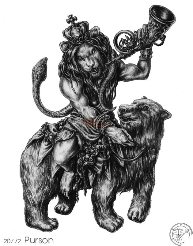 Shazam có được sức mạnh của vua Solomon - vậy bạn đã biết Vua Solomon kinh khủng thế nào và 72 Quỷ thần mà ông ta đã thống lĩnh ! 25