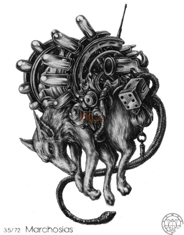 Shazam có được sức mạnh của vua Solomon - vậy bạn đã biết Vua Solomon kinh khủng thế nào và 72 Quỷ thần mà ông ta đã thống lĩnh ! 40