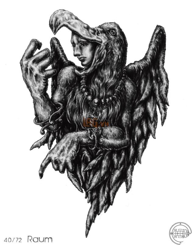 Shazam có được sức mạnh của vua Solomon - vậy bạn đã biết Vua Solomon kinh khủng thế nào và 72 Quỷ thần mà ông ta đã thống lĩnh ! 45