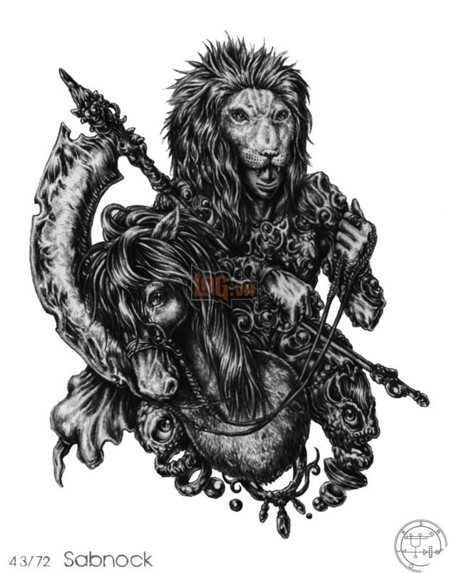 Shazam có được sức mạnh của vua Solomon - vậy bạn đã biết Vua Solomon kinh khủng thế nào và 72 Quỷ thần mà ông ta đã thống lĩnh ! 47