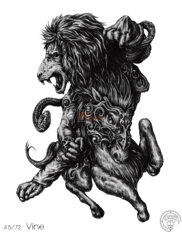 Shazam có được sức mạnh của vua Solomon - vậy bạn đã biết Vua Solomon kinh khủng thế nào và 72 Quỷ thần mà ông ta đã thống lĩnh ! 50