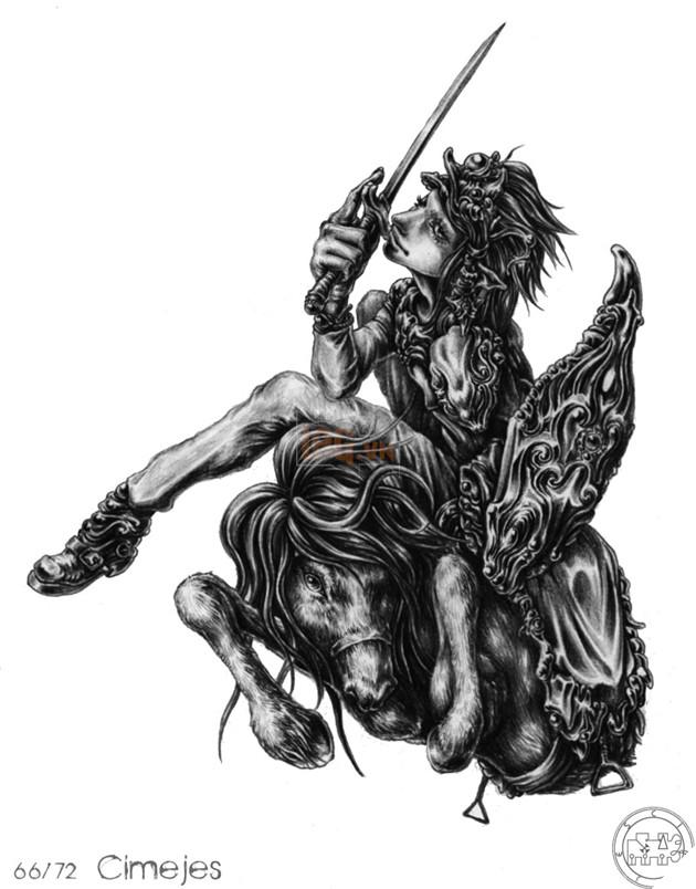 Shazam có được sức mạnh của vua Solomon - vậy bạn đã biết Vua Solomon kinh khủng thế nào và 72 Quỷ thần mà ông ta đã thống lĩnh ! 71