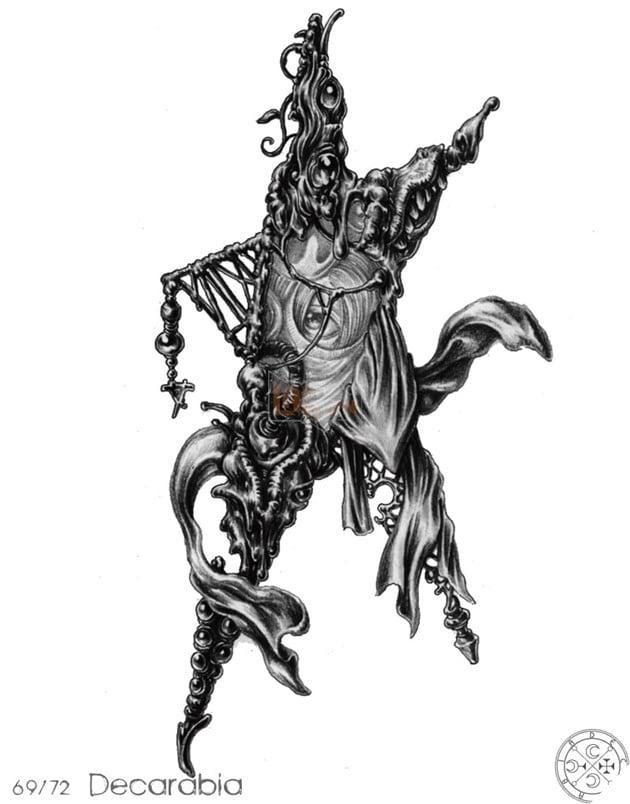 Shazam có được sức mạnh của vua Solomon - vậy bạn đã biết Vua Solomon kinh khủng thế nào và 72 Quỷ thần mà ông ta đã thống lĩnh ! 74