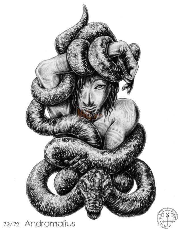 Shazam có được sức mạnh của vua Solomon - vậy bạn đã biết Vua Solomon kinh khủng thế nào và 72 Quỷ thần mà ông ta đã thống lĩnh ! 77