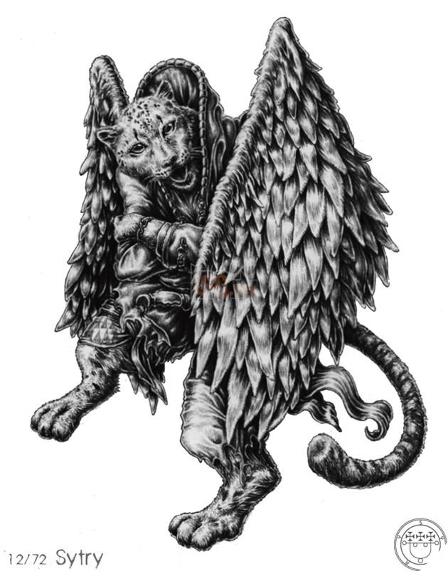 Shazam có được sức mạnh của vua Solomon - vậy bạn đã biết Vua Solomon kinh khủng thế nào và 72 Quỷ thần mà ông ta đã thống lĩnh ! 17