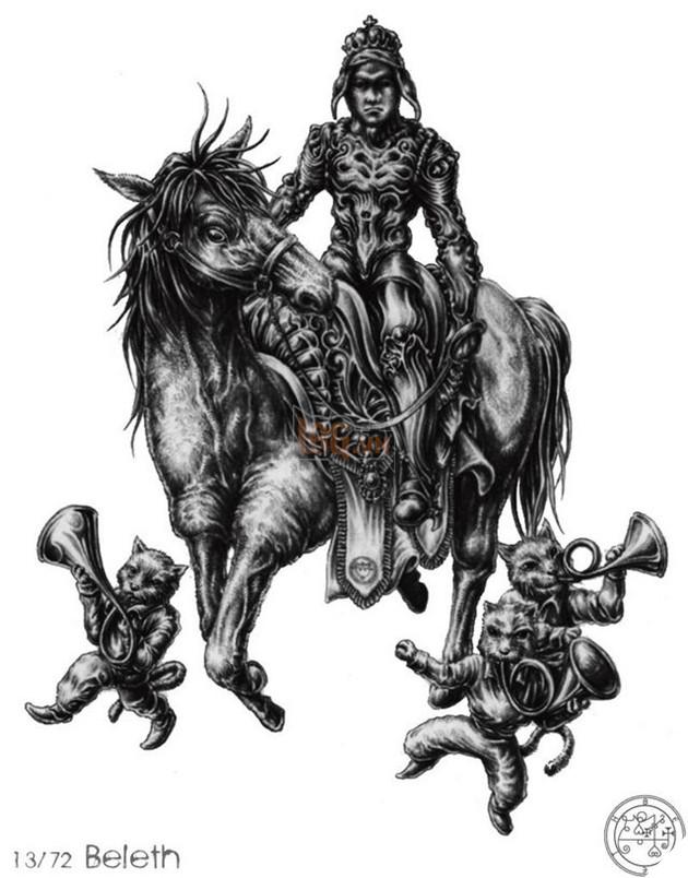 Shazam có được sức mạnh của vua Solomon - vậy bạn đã biết Vua Solomon kinh khủng thế nào và 72 Quỷ thần mà ông ta đã thống lĩnh ! 18