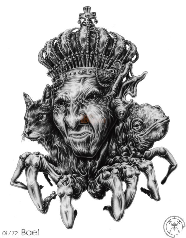 Shazam có được sức mạnh của vua Solomon - vậy bạn đã biết Vua Solomon kinh khủng thế nào và 72 Quỷ thần mà ông ta đã thống lĩnh ! 6
