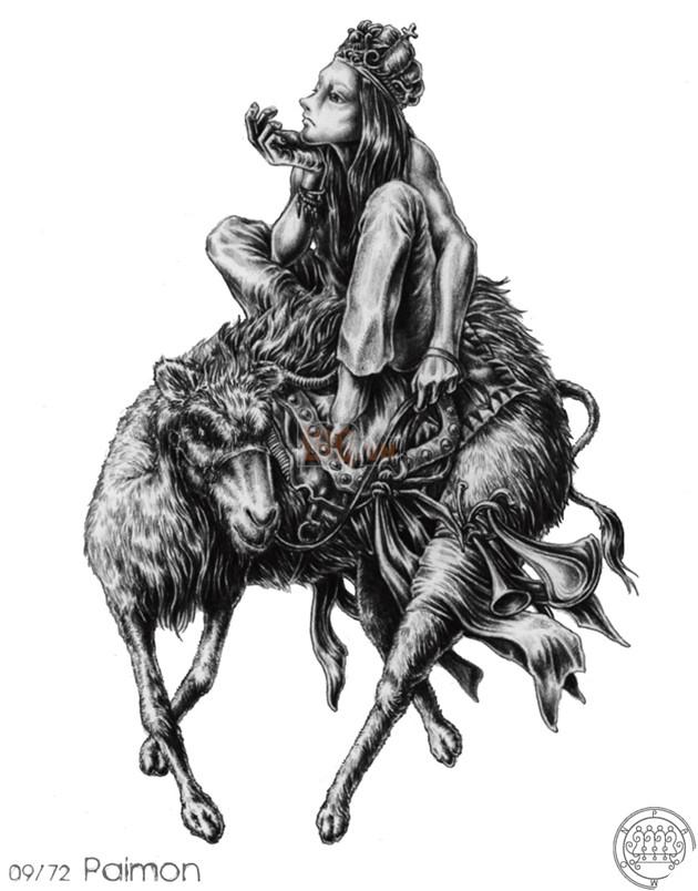 Shazam có được sức mạnh của vua Solomon - vậy bạn đã biết Vua Solomon kinh khủng thế nào và 72 Quỷ thần mà ông ta đã thống lĩnh ! 14