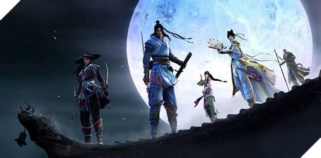 Nexon chuẩn bị tung siêu phẩm kiếm hiệp Moonlight Blade cho toàn thế giới
