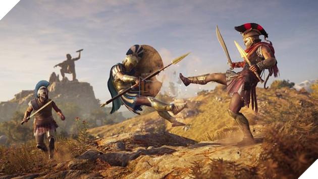 Assassin's Creed Odyssey: Dài hơn cả Origins, có cơ chế kẻ thù mới 2