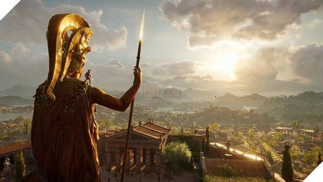Assassin's Creed Odyssey: Dài hơn cả Origins, có cơ chế kẻ thù mới