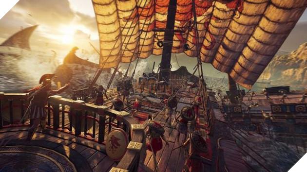 Assassin's Creed Odyssey: Dài hơn cả Origins, có cơ chế kẻ thù mới 4