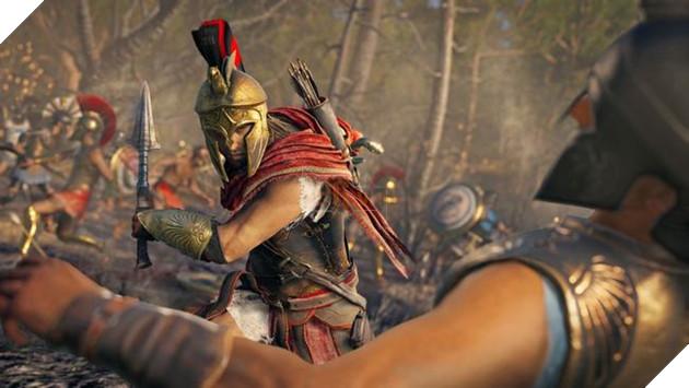 Assassin's Creed Odyssey: Dài hơn cả Origins, có cơ chế kẻ thù mới 3
