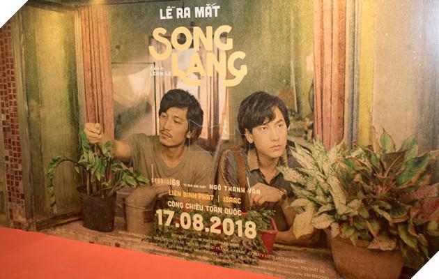 Họp báo ra mắt phim Song Lang, giới nghệ sĩ Cải lương cùng hội tụ 3