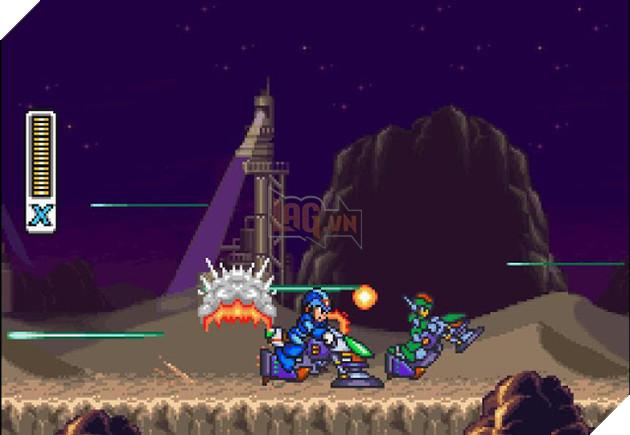 Cùng ôn lại cốt truyện seri Mega Man/ Mega Man X Phần 3 7