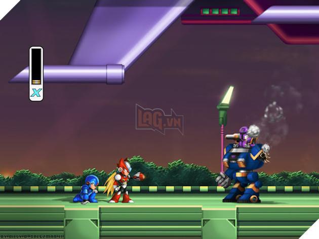 Cùng ôn lại cốt truyện seri Mega Man/ Mega Man X Phần 3 5