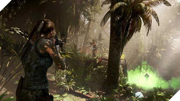 Shadow of the Tomb Raider: Sử dụng tài nguyên như thế nào?