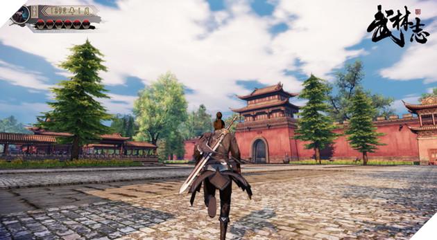 Bom tấn kiếm hiệp Wushu Chronicles chính thức góp mặt trên Steam, chờ ngày ra mắt 3