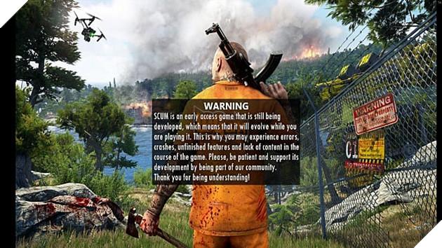 SCUM: Hướng dẫn cách mở đồ hộp trong game