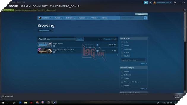 Ring of Elysium: Hướng dẫn Fake IP và chơi RoE trên Steam nhanh chóng và tiện lợi nhất 6