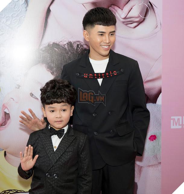 An Nguy - Kiều Minh Tuấn ngại ngùng khi họp báo ra mắt phim mới 5