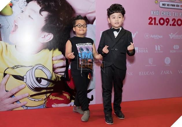 An Nguy - Kiều Minh Tuấn ngại ngùng khi họp báo ra mắt phim mới 13