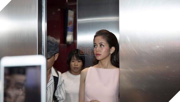 An Nguy - Kiều Minh Tuấn ngại ngùng khi họp báo ra mắt phim mới 26