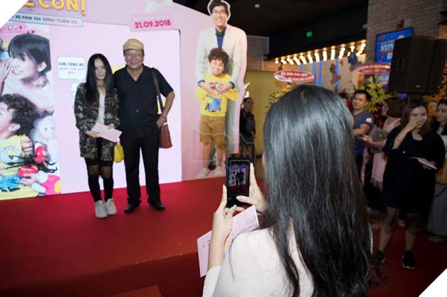 An Nguy - Kiều Minh Tuấn ngại ngùng khi họp báo ra mắt phim mới 19
