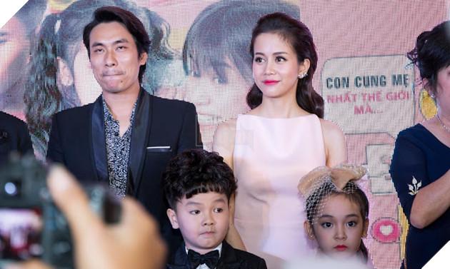 An Nguy - Kiều Minh Tuấn ngại ngùng khi họp báo ra mắt phim mới 20