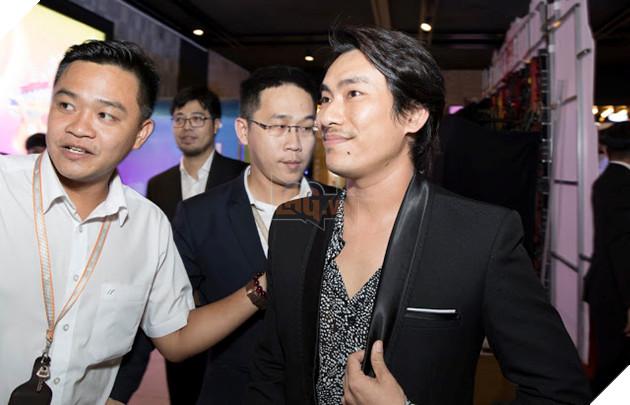 An Nguy - Kiều Minh Tuấn ngại ngùng khi họp báo ra mắt phim mới 25