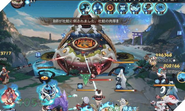 Âm Dương Sư: Hướng dẫn Boss Cá Trê Jishin Namazu với đội hình cơ bản dễ qua nhất 5