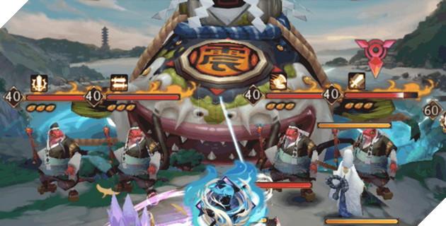 Âm Dương Sư: Hướng dẫn Boss Cá Trê Jishin Namazu với đội hình cơ bản dễ qua nhất 2