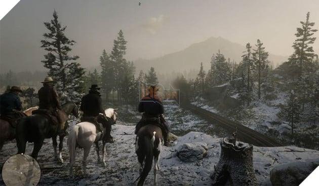 Dung lượng Red Dead Redemption 2 quá lớn nếu so với những tựa game sau đây