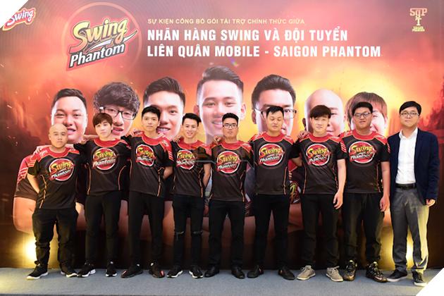 Sự kiện công bố gói tài trợ chính thức Swing Phantom 17