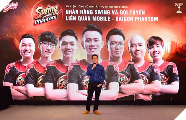 Sự kiện công bố gói tài trợ chính thức Swing Phantom 25