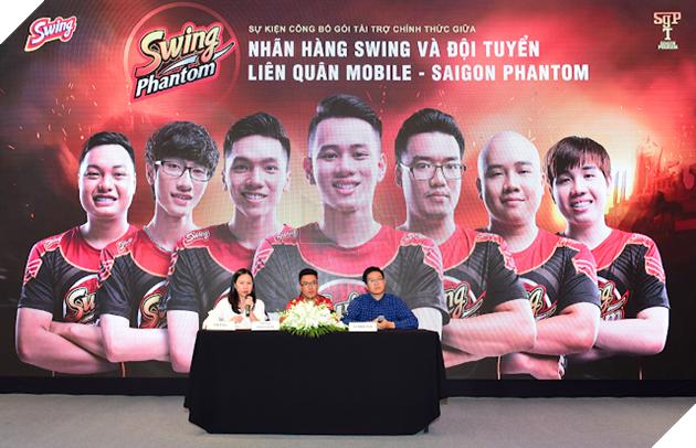 Sự kiện công bố gói tài trợ chính thức Swing Phantom 26