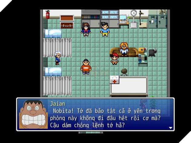 NOBIHAZA - tựa game kinh dị theo phong cách truyện tranh Doraemon từng gây hoang mang cho cả thế giới 5