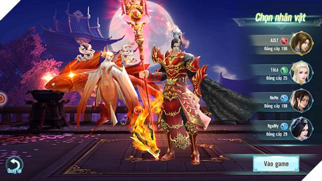 Tải sớm Nhất Kiếm Giang Hồ, tham gia ngay game Võ Lâm Chính Tông  3