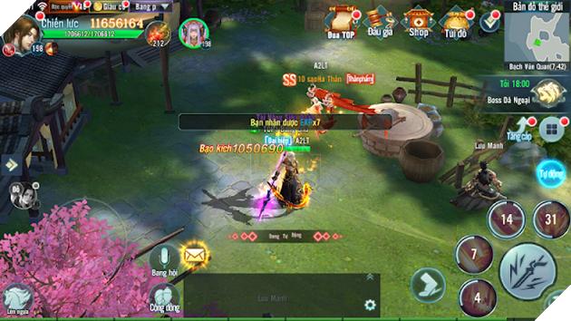 Tải sớm Nhất Kiếm Giang Hồ, tham gia ngay game Võ Lâm Chính Tông  6