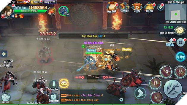 Tải sớm Nhất Kiếm Giang Hồ, tham gia ngay game Võ Lâm Chính Tông  7