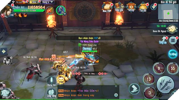 Tải sớm Nhất Kiếm Giang Hồ, tham gia ngay game Võ Lâm Chính Tông  8