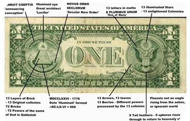 10 bí mật động trời mà Hội Kín Illuminati hoàn toàn không muốn ai biết ! 13