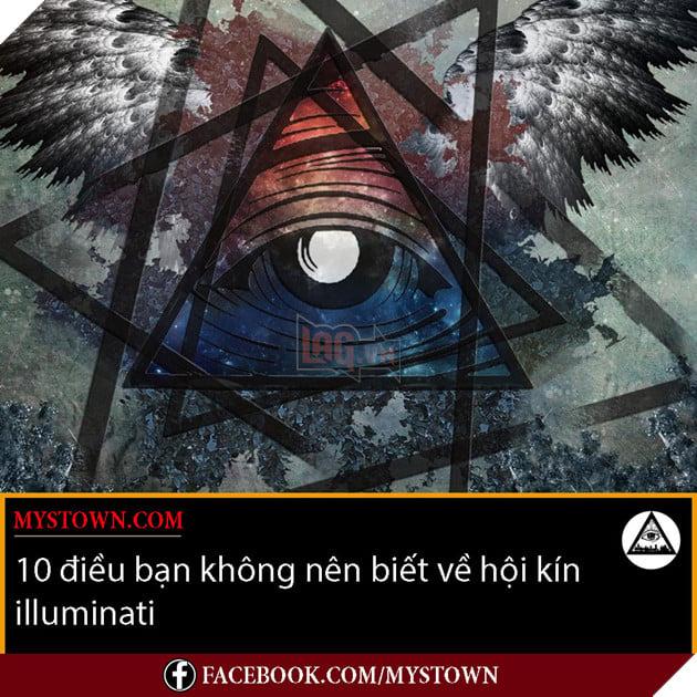 10 bí mật động trời mà Hội Kín Illuminati hoàn toàn không muốn ai biết !