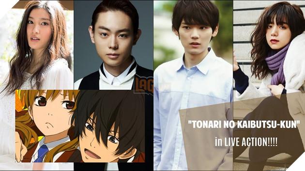 Image result for Tonari no Kaibutsu-kun live action