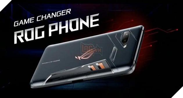 6 lý do khiến ASUS ROG Phone là chiếc điện thoại chơi PUBG