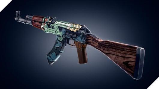 Counter-Strike: Global Offensive: Hướng dẫn thông tin chi tiết các mẫu súng trường Assault Rifle mạnh nhất trong game 2