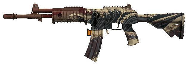 Counter-Strike: Global Offensive: Hướng dẫn thông tin chi tiết các mẫu súng trường Assault Rifle mạnh nhất trong game 5